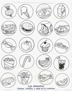 Teach Kids About Healthy Eating with a Food Group Sorting Activity English Activities, Sorting Activities, Activities For Kids, Healthy And Unhealthy Food, Healthy Eating, Healthy Foods, Teaching Kids, Kids Learning, Food Pyramid