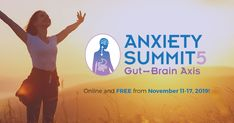 This is a MUST SEE expert talk (it's free!) from The Anxiety Summit Gut-Brain Axis Thyroid Health, Gut Health, Mental Health, Gut Brain, Anxiety Therapy, Vagus Nerve, Mental Issues, Health Talk