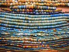 Ancient Egypt Beads:Egyptian Faience Beads| Egyptian Jewelry| Ushabtis