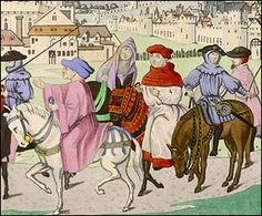 Canterbury Pilgrims - Eight words that reveal the sexism at the heart of the English language David Shariatmadari Jig Saw, Chaucer Canterbury Tales, Everyday Feminism, Courtier, Negative Attitude, Language And Literature, Pilgrimage, The Guardian, English Language