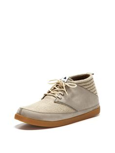Linen and Suede Shoes by Volta  on Gilt.com