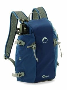 Lowepro Flipside Sport 10L AW Digital SLR Camera Backpack Case-Galaxy Blue/Light Grey Lowepro. $111.95