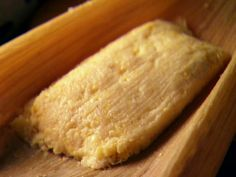 Easy Corn Tamales recipe from Marcela Valladolid via Food Network