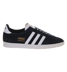Adidas Gazelle Og Dark Indigo White - Unisex Sports