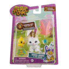 ANIMAL JAM: Bunny W/ Accessory