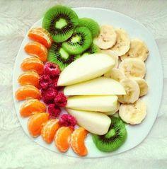 ¿Qué tal una rica ensalada de frutas?