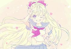 Uploaded by ❀ Serenity❃╮ 平静. Find images and videos about cute, anime and smile on We Heart It - the app to get lost in what you love. Old Anime, Manga Anime, Anime Art, Sailor Moon Art, Sailor Venus, Sailor Moon Aesthetic, Sky Moon, Moon Princess, Sailor Scouts