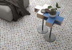 Geologica Boulevard Beige Matt Ceramic Feature Floor Tile FC 134 450 x 450 x Terrazzo, Art Deco, Italian Tiles, Tile Stores, Encaustic Tile, Terracota, Upstairs Bathrooms, Kitchen Tiles, Kitchen Interior