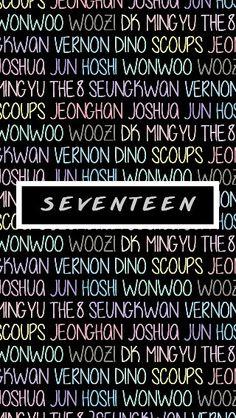 #seventeen #wallpaper