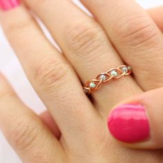 5 DIY Easy Rings - Braided & No Tools! : 8 Steps (with Pictures)