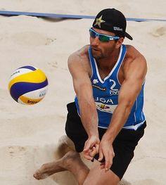 Sean Rosenthal, beach volleyball