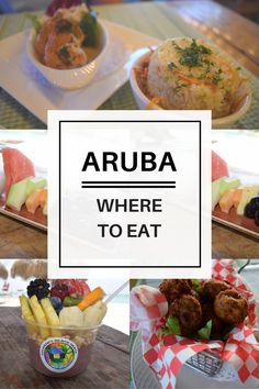 Aruba pretty much stole my stomach! The food scene in Aruba caught me a little by surprise, as did the quality of pretty much everything I ate during my weekend trip. It wasn't simply good, it was ridiculously amazing, with a wide range of cultural influences. If you enjoy seafood, then you are in for …