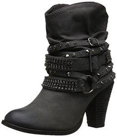 Not Rated Women's Swanky Boot, Grey, 10 M US Not Rated http://www.amazon.com/dp/B00T9M47TK/ref=cm_sw_r_pi_dp_t54rwb01BBXTM