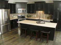 The Kitchen at The Independence, Plan 2160