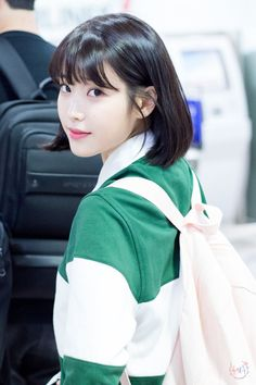 6 IU Fashion Outfits That Embody The Korean College Girl Look Iu Fashion, Fashion Looks, Fashion Outfits, Scarlet Heart Ryeo, Cool Girl, Boy Or Girl, Celebrity List, Cosmic Girls, College Girls