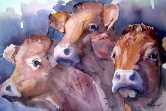 Jean Claude Papeix............ Image from http://st1.inspireme.ru/2012/07/3vaches.jpg. Jean Claude Papeix