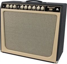 Tone King Imperial 20th Anniversary Amp It's delicious...a hand wired honey hole of holy tones