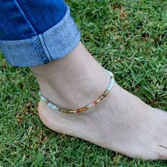 Bright Stunning Simple Ankle Chain Anklet Payal Indian Bollywood Anklets Single Or Pair Aromatic Flavor Fashion Jewelry