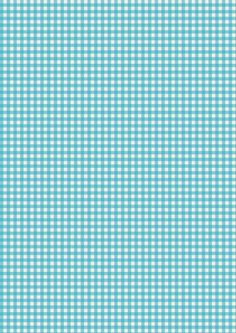 Cicideko - Blue Gingham