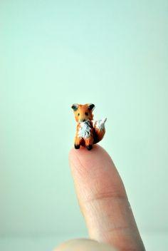 tiny fox