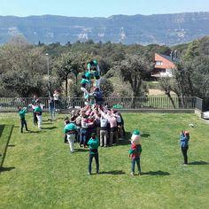 """Activitat de Team Building amb els Castellers de Vilafranca  ** Actividad de Team Building con los """"Castellers de Vilafranca"""""""