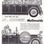 McDonald's first national advertisement, which appeared in #LifeMagazine 1962    #mcdonalds #McDonald's