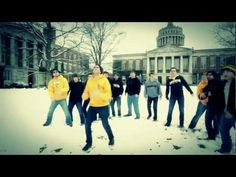 Way to go Ramblers this is an awesome video for the college!