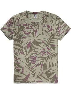 Camiseta clásica teñida en prenda | Camiseta de manga corta | Ropa para hombre en Scotch & Soda