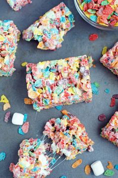 Cereal Treats, Cereal Bars, Kashi Cereal, Paleo Cereal, Quinoa Cereal, Trix Cereal, Healthy Cereal, Granola Cereal, Cereal Recipes