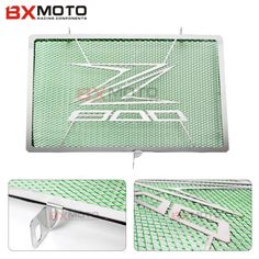 31.84$  Watch here  - For Kawasaki Z800 2013 2015 Motorcycle Accessories Motorbike Fashion Green Engine Radiator Protector Bezel Grill Guard Cover