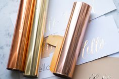 foiling with a laminator