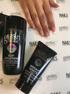 10 Things to Know About PolyGel - Nails Magazine Nails Gelish, Glitter Gel Nails, Nail Polishes, Hard Gel Nails, Gel Nails At Home, Gel Polish Colors, New Nail Polish, Book Nail Art, Unicorn Nail Art