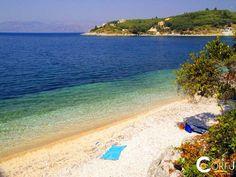 Imeriolas beach Kassiopi