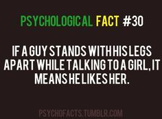 Fun psychology fact!