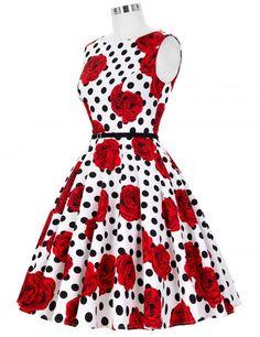 GK Sleeveless Swing Dress
