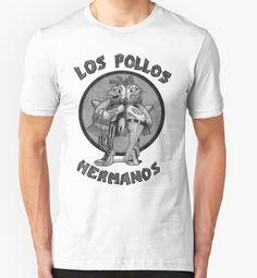 """Los Pollos Hermanos"" T-Shirts & Hoodies by FREE T-Shirts   Redbubble"