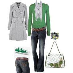Comfy Casual with Personality, created by #heather-rolin on #polyvore. #fashion #style #Vemo #Kazuri
