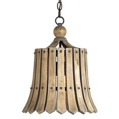 Currey and Company Fruitier Pendant Chandelier 9088