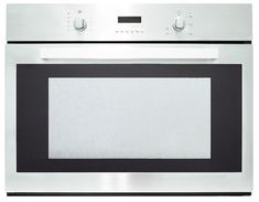 Prepare your favorite dishes with confidence while using this modern oven. Featuring a sleek stainless steel finish, this oven will easily complement any kitchen decor. Modern Ovens, Electric Wall Oven, Single Wall Oven, Built In Ovens, Oven Range, Fireplace Accessories, Oven Cooking, Brushed Stainless Steel, Kitchen Decor