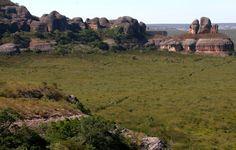 Parque Nacional da Serra das Confusões, Piauí