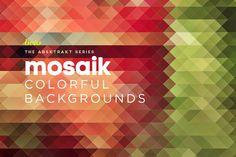 Mosaik Colorful Backgrounds V5 by betoalanis