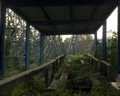 Americana Amusement Park, OH The Takeover by EvenShift///3, via Flickr
