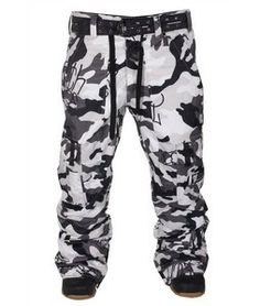Best Price on Technine Gooner Military Insulated Snowboard Pants for Sale - Mens