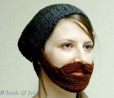 Barba Beanie Crochet Pattern