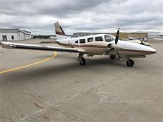 N4293X, 1983 Piper Seneca III – 5652 TT, 1696 / 40 SMOH, KFC-200 Flight Director Autopilot, HSI, GPSS, Garmin 530W, Garmin GDL-88 ADS-B Compliant IN & OUT, WX-10A, Known Ice, 3-Blades, Wing Tip Lights, Custom Leather Interior, Club Seating! Piper Aircraft, Airplane For Sale, Engine Pistons, Aircraft Engine, Kfc, Custom Leather, Leather Interior, Planes, Fighter Jets