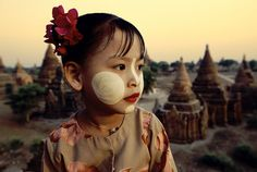 Burmese girl - photographer is doing 13 day photo workshop in Burma at end of year, would be amazing!