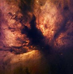 The Flame Nebula  js - Just Space