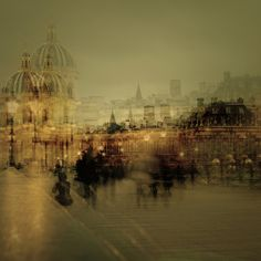 Stephanie Jung Photography - Cityscapes - Magic Paris II