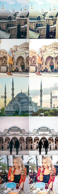 Outdoor Photography, Lifestyle Photography, Travel Photography, Photoshop Actions, Lightroom Presets, Your Image, Istanbul, Landscape, Portrait