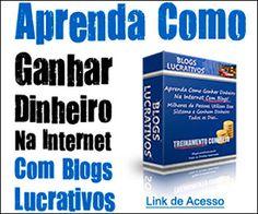 Você está cansado de cursos e treinamentos que são caros demais ou incompletos? Construa Incríveis Blogs Geradores de Renda e Visitas!!! (45) 9990-0642 Cascavel Paraná